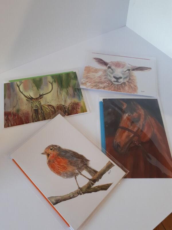 Fine Art Print Irish made Cards