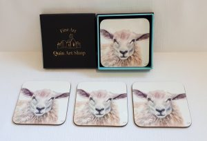 gift coaster, occasion, easter, summer, Christmas, new years.