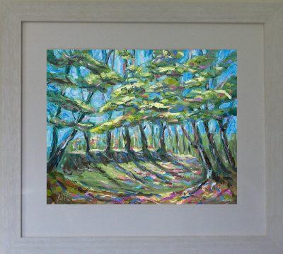 Brian Boru, birthplace, painting