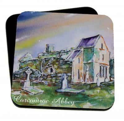 Corcomroe Abbey - coaster