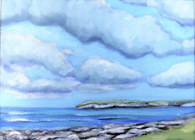 Flaggy Shore Burren