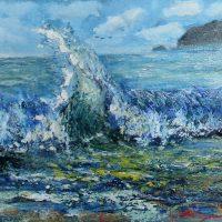 Kilkee waves