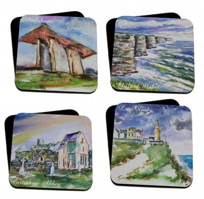 Landscape Coasters